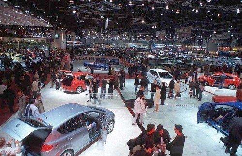 Geneva Motor Show 2